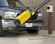 Ferromagnetic Sensor provides vehicle detection.