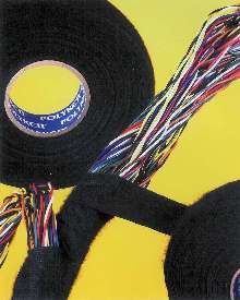 Wire Harness Tape reduces squeaks and resists abrasion.