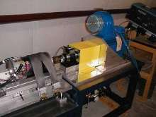 Test System evaluates electric motors and rotating devices.