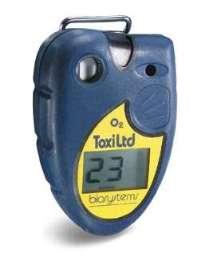 Disposable Gas Detectors offer 24-month service life.