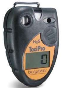 Personal Gas Detectors suit safety and fire service workers.