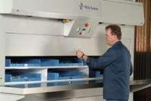 Storage/Retrieval Systems suit low-footprint environments.