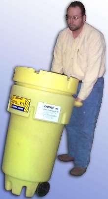 Wheeled Overpack is offered in 50 gal version.