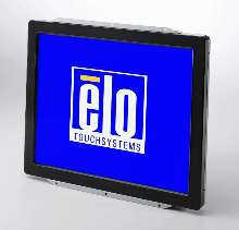 Rear Mount Touch Monitor offers 170 x 170° viewing angle.