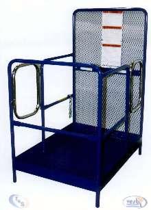 Work Platform safely transports personnel.