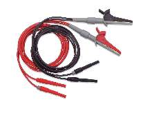 Lead Set allows 4-wire resistive measurements.