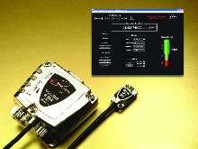High Resolution Encoder utilizes SPI serial data interface.