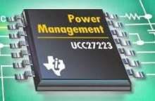 Synchronous Buck Driver works with DC/DC converters.