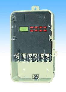 Digital Time Switches feature 40 A contacts.