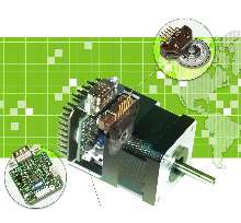 Step Motor/Driver offers optional built-in encoder.