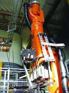 Cable Chains suit robotic applications.