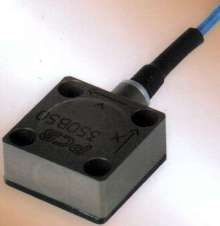 Triaxial Accelerometer is suited for vibration testing.