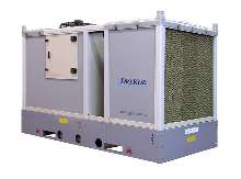 Dehumidifier provides 5,000 cfm of pretreated outdoor air.