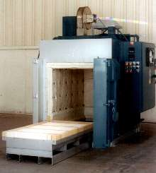 Pallet Furnace suits heat treating applications.