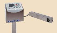 Vector Laser Coder marks products in demanding environments.