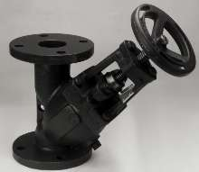 Triple Duty Valves are made of cast iron.