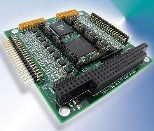 PC/104 Boards allow connection of multiple serial devices.
