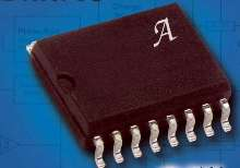 Motor Driver IC comes in thermally enhanced package.