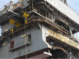 JDN Hoists Provide 200 Ton Handling Capacity on Offshore Rig