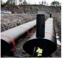 License for Giant Diameter Polyethylene Pipe Awarded in Brazil