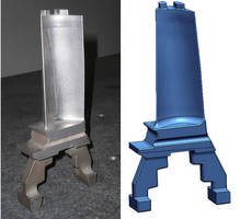 Turbine Parts Supplier Reduces Reverse Engineering Time 60% with NVision Laser Scanner