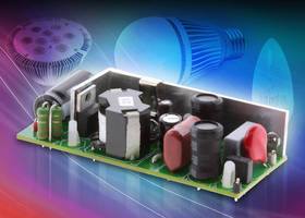 New LED-Lighting Driver Design from Power Integrations Delivers Long Lifetime and High Efficiency