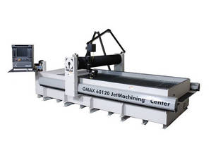 OMAX® to Spotlight Speed and Precision of 60120 JetMachining® Center at HOUSTEX