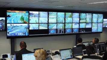 Matrox Mura MPX Drives 12-Monitor Video Wall in F1 Australian Grand Prix Race Control Room
