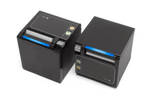 Seiko Instruments Qaliber Receipt Printer Recognized by Distinguished International Design Association