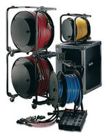 Hannay Reels Presents Durable Cable Reels for Music Industry at 2013 NAMH Show