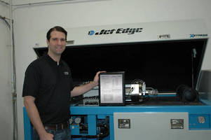 Jet Edge Awarded U.S. Patent for Ultra-High Pressure Waterjet Seal Innovation