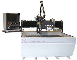 OMAX® to Spotlight Robust and Reliable 5555 JetMachining® Center at TECMA 2013