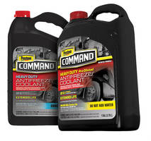 Prestone Command(TM) Heavy-Duty Extended Life Antifreeze/Coolant Guards against Engine Damage from the Most Demanding Environments