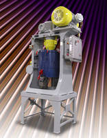 Union Process Builds SD-50 Attritor for Ceramic Industry