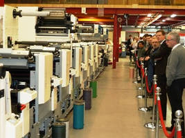 Outstanding Performance in Offset and Flexo Printing Presented During MPS Open House