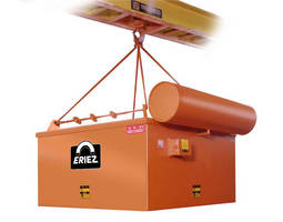 Eriez Earns Trademark Registration for Color Orange on Suspended Electromagnets
