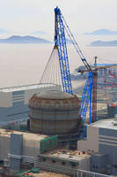 Westinghouse Announces Successful Setting of World 'S First Ap1000 Containment Vessel Top Head at China 'S Sanmen Unit 1
