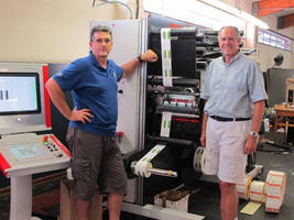 Successful Installation of ROTOCONTROL RSC Finishing Machine at Noelex Labels