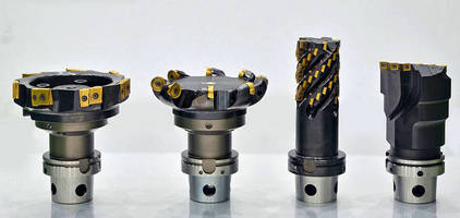 Machine Tool Runoff Cutting Titanium Confirms Advantages of 'Ultimate Tuned System'