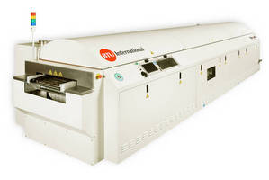BTU International to Bring Its PYRAMAX(TM) 75A to Turkey for ElectroTech 2013