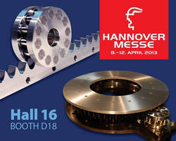 Nexen to Demonstrate Leading-Edge Motion Control Components at Hannover Messe