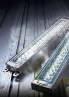 Patlite CLK Series LED Worklights Deliver Superior Luminescence, Improve Productivity, and Reduce Repair and Replacement Costs, on CNC Machines