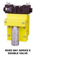 BG Certifies ROSS' DM1 and DM2® Series E Size 2 Double Valves
