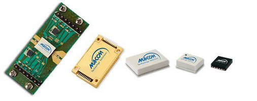M/A-COM Technology Solutions Showcases New Products at OFC/NFOEC Show, 2013