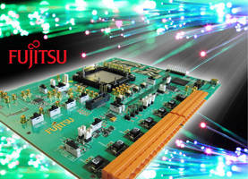 Fujitsu Demonstrates First ADC in Family of Low-Power, High-Speed, 28nm CMOS Converters