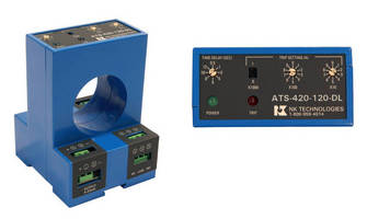 ATS Current Transducer/Switch from NK Technologies Named a 2012 Plant Engineering Magazine Product of the Year Award Winner