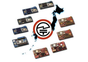 connectBlue® Wireless LAN Modules Now Type Approved in Japan