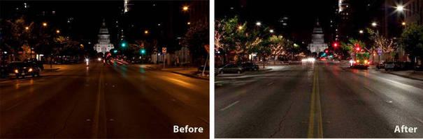 Cooper Lighting's State-of-the-Art Street Lighting Brings Energy-Efficient Illumination to Austin, Texas
