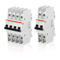 "ABB Wins First Place Honors in ""Engineers' Choice Awards"" for the New S200PR Ring Tongue Miniature Circuit Breakers"