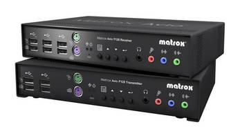 New Additions to All Matrox Product Lines to Be Highlighted Including Video Wall Controller Boards, Video Distribution over IP Solutions, KVM Extenders, Video Streaming and Recording Appliances, and Multiviewers